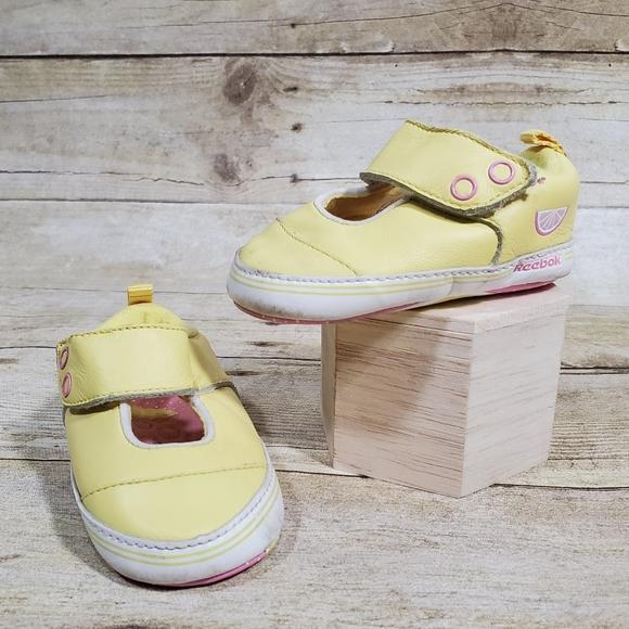Reebok Shoes | Baby Crib Size 2 | Poshmark